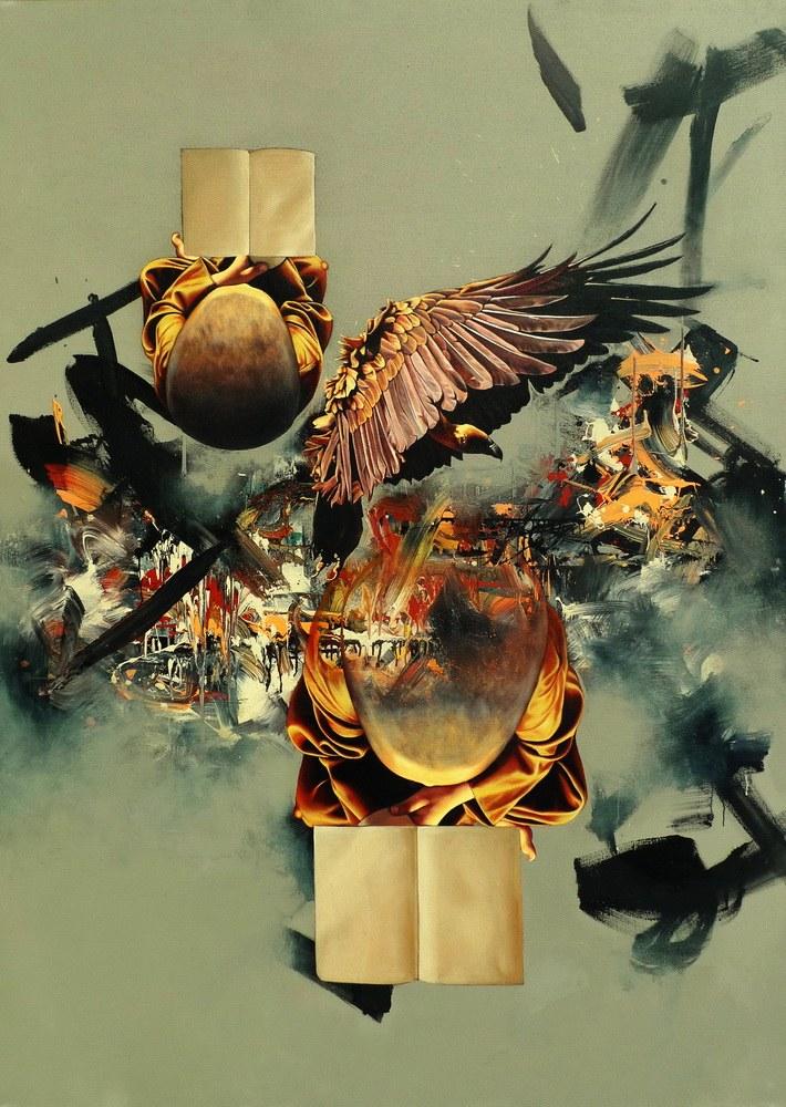 Nextup Art - Zhong Biao - Universe of unreality