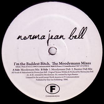 Music: Normal Jean Bell - I'm the Baddest Bitch (Moddymann Remix)